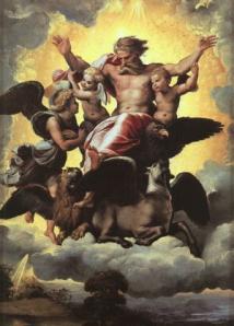 Ezekiel by Raphael