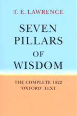 The 2004 one-volume edition of The Seven Pillars of Wisdom